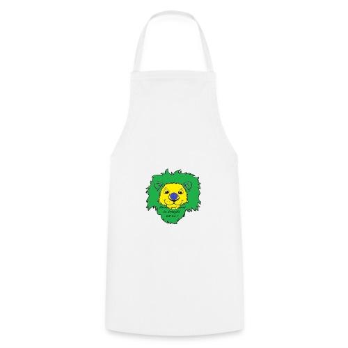 Lion supporter Brésil - Tablier de cuisine