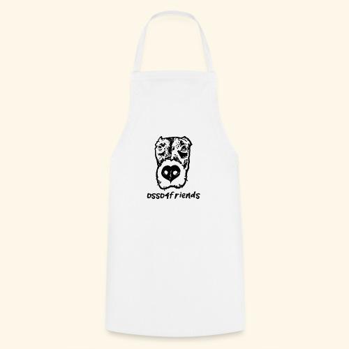 Logo NERO TRASPARENTE creative - Grembiule da cucina