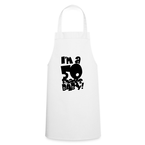 50 shades - Cooking Apron