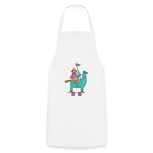 La princesse en voyage - Tablier de cuisine