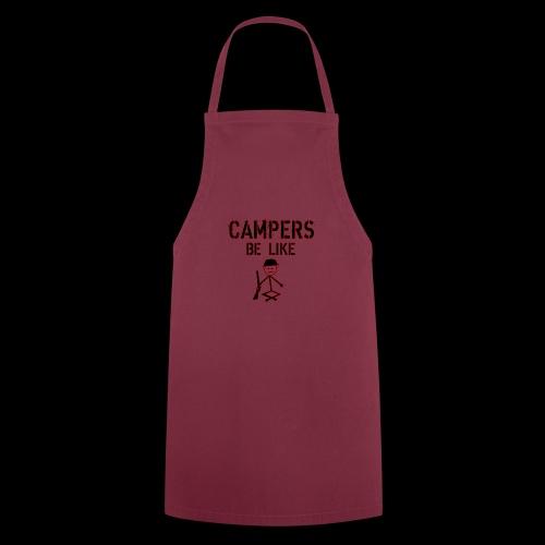 Camper Gaming - Kochschürze