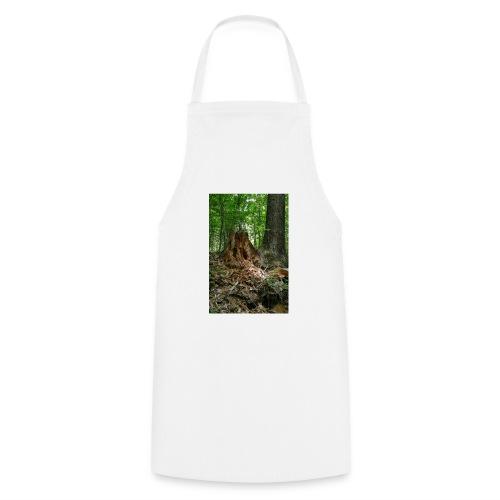 Strunk in Forest - Kochschürze