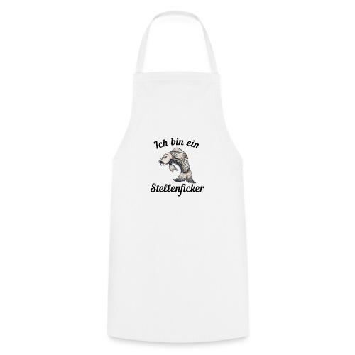 Ich bin ein Stellenficker Karpfen - Kochschürze