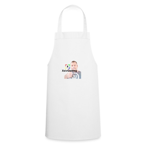 xsivgaming face - Cooking Apron