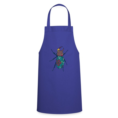 Colorful insect - Cooking Apron