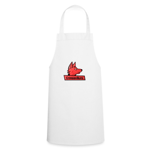 CrimsonAura Logo Merchandise - Cooking Apron