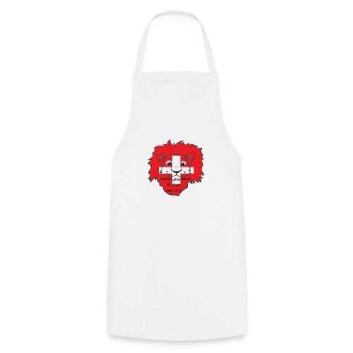 Lion supporter Suisse - Tablier de cuisine