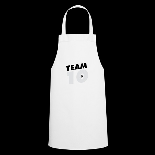 Team10 logo - Cooking Apron