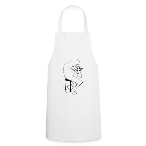 Mobilezombie - Trend - Markenzeichen - Kochschürze