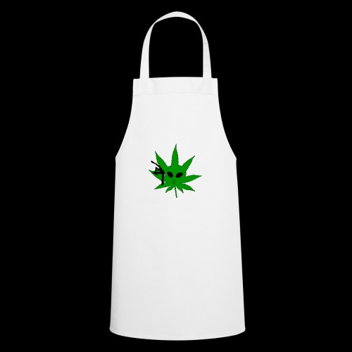 Alien Weed - Cooking Apron