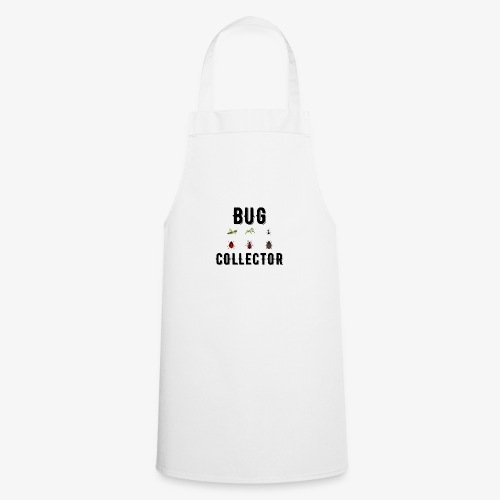 Illustrated Design For Bug Collectors - Cooking Apron