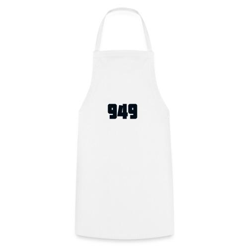949black - Kochschürze