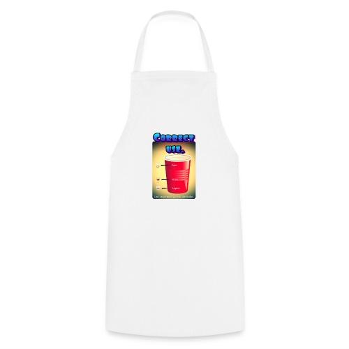 redcup-err - Delantal de cocina