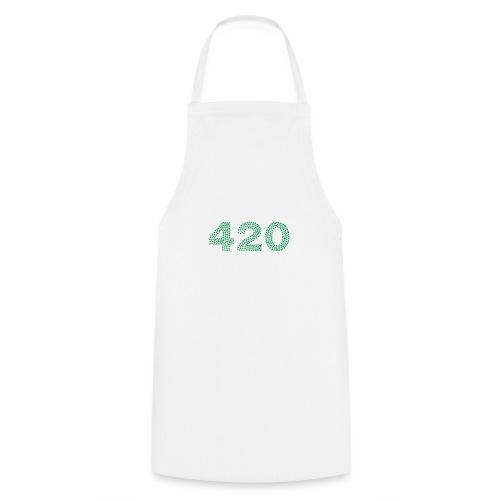 420 Cannabis Marihuana - Kochschürze