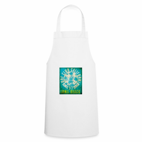 Long Beach Surf Club California 1976 Gift Idea - Cooking Apron
