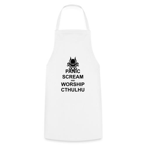 Panic Scream and Worship Cthulhu - Kochschürze