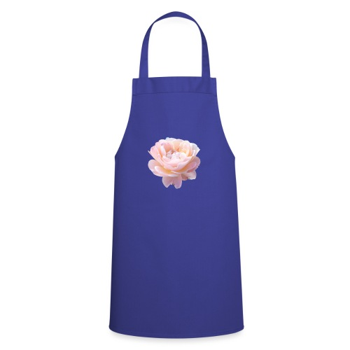 A pink flower - Cooking Apron