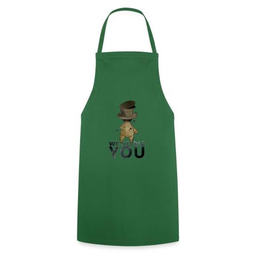 WE NEEDLE YOU - Tablier de cuisine