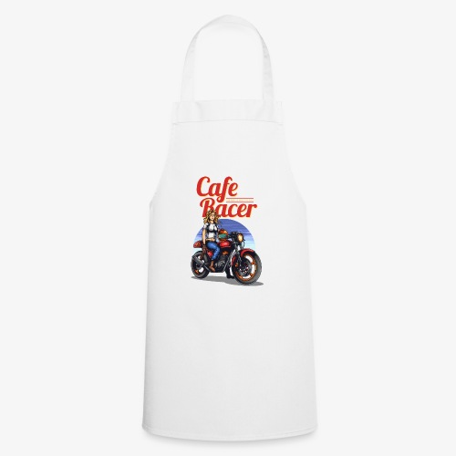 Cafe Racer - Tablier de cuisine