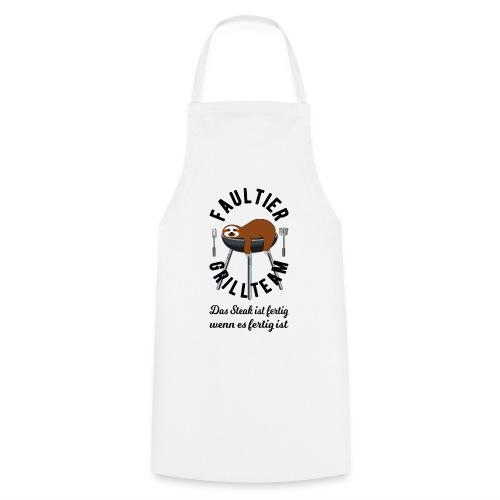 Faultier Grillteam - Kochschürze