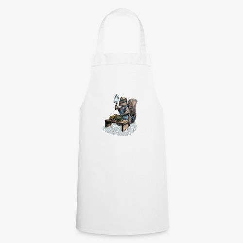 Squirrel nut cracker - Cooking Apron