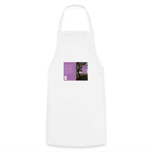 Cover erster Roman - Kochschürze