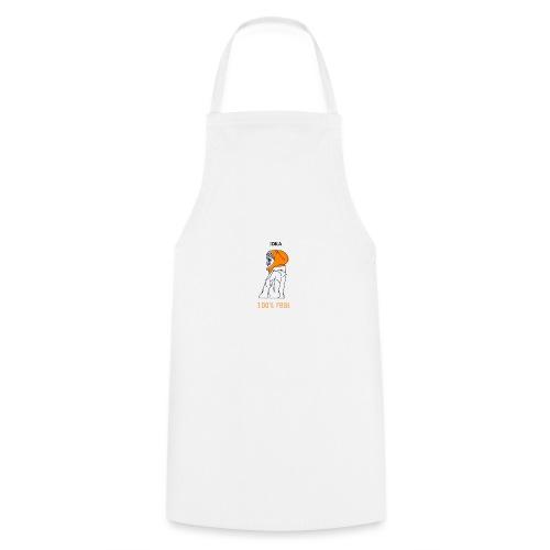 DKA - 100% Real - Fartuch kuchenny
