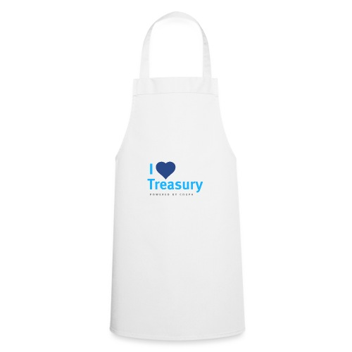 I Love Treasury - Cooking Apron