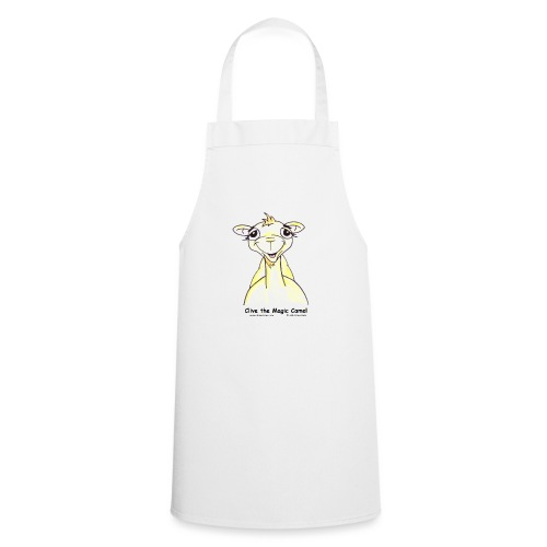 Copyright Clive facing Na - Cooking Apron
