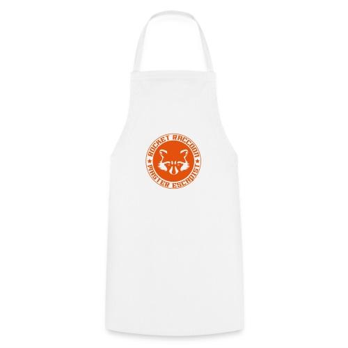 Rocket raccoon logo full - Tablier de cuisine