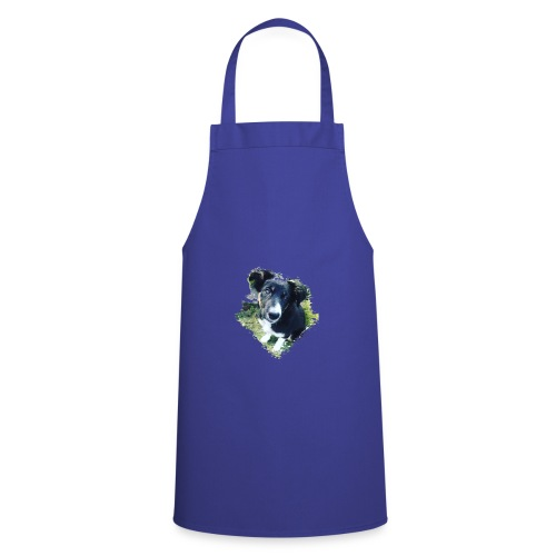 colliegermanshepherdpup - Cooking Apron