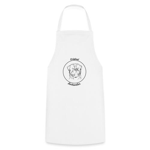 Rottweiler Original - Kochschürze