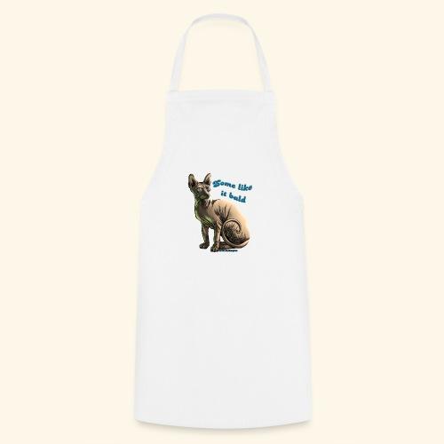sphynx cat - Grembiule da cucina