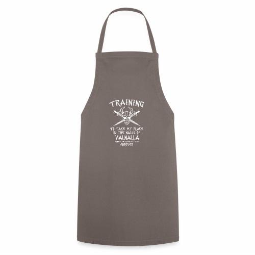 training for Valhalla - Delantal de cocina
