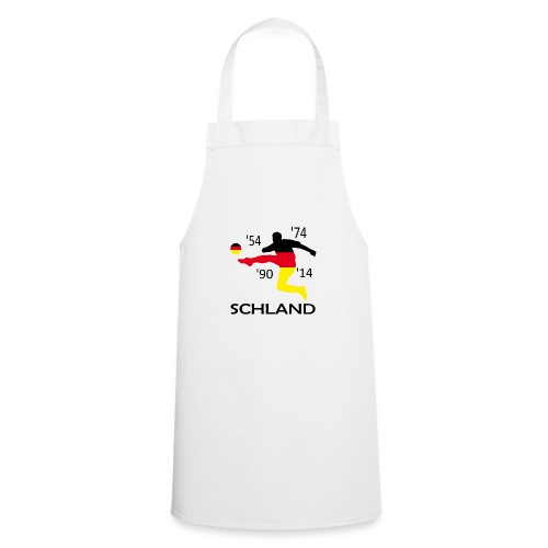 Deutschland 2018 WM - Kochschürze