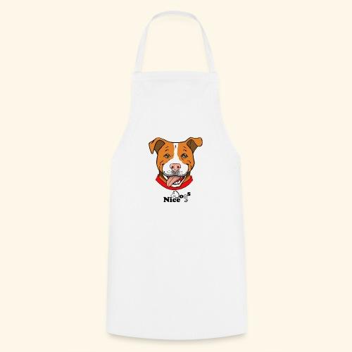 pitbull2 - Grembiule da cucina