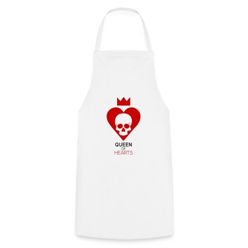 Tee shirt manches longues Reine des Coeurs - Tablier de cuisine