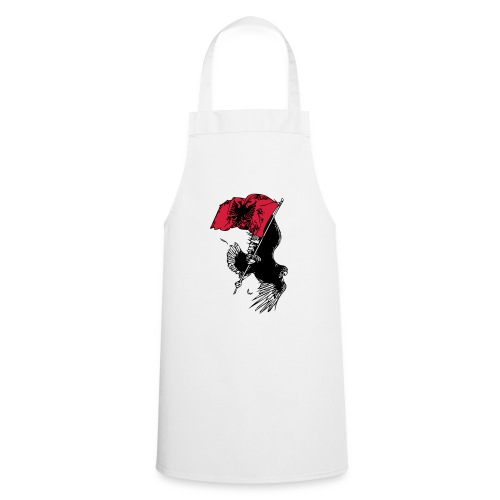 Albanischer Adler - Förkläde