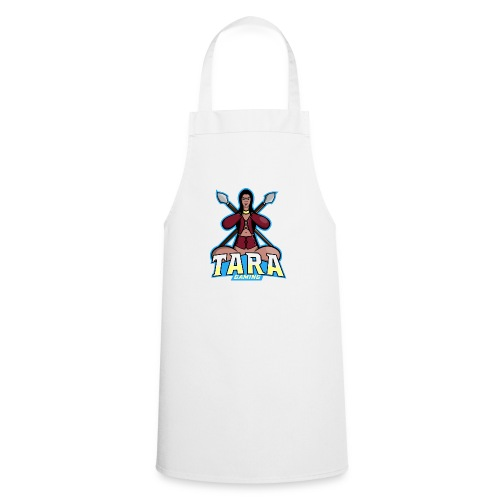 Tara Gaming - Delantal de cocina