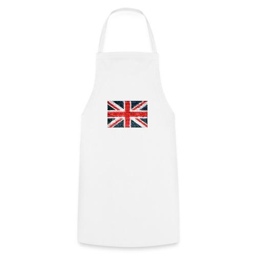 Union Jack Brick Wall - Cooking Apron