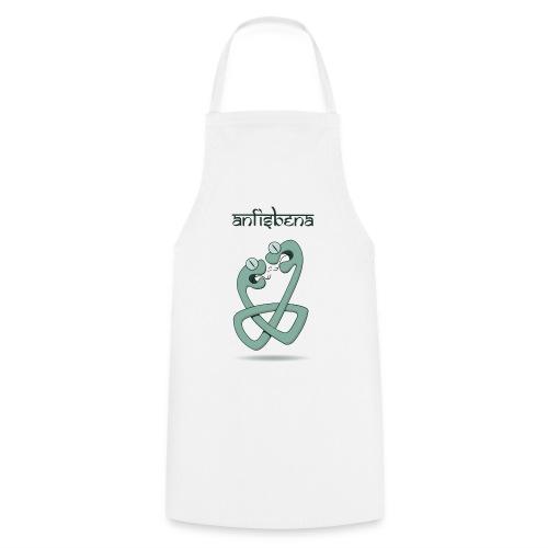 ANFISBENA - Delantal de cocina