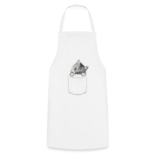 Vorschau: cat pocket - Kochschürze