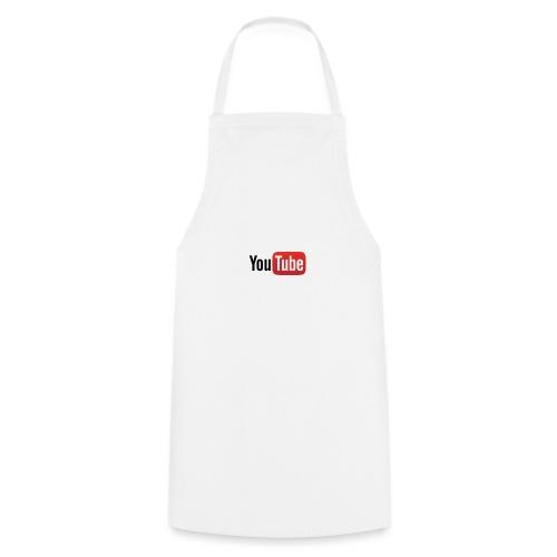YouTube logo - Tablier de cuisine