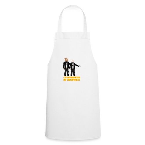 cat motherfucker - Cooking Apron