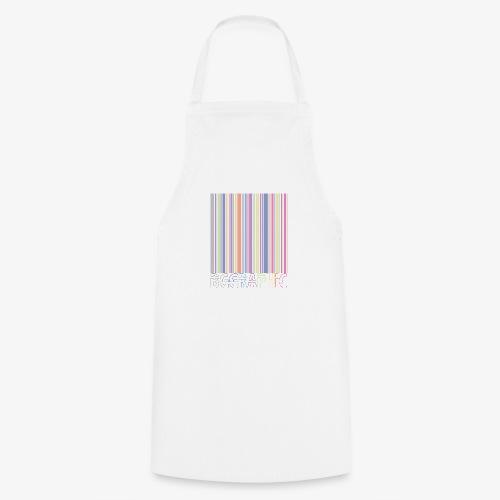 Bar code - Grembiule da cucina