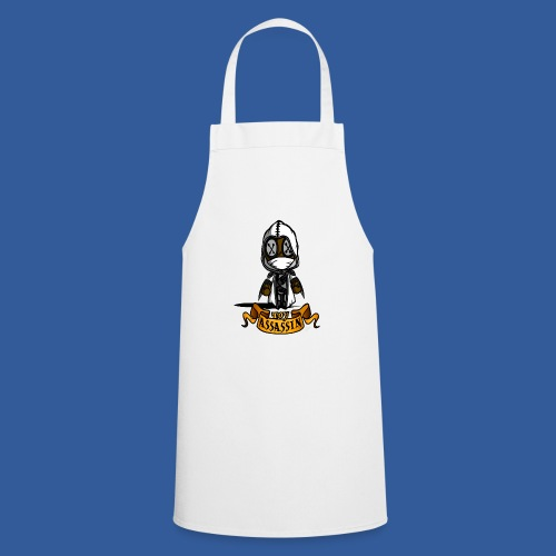 assassain toy - Delantal de cocina