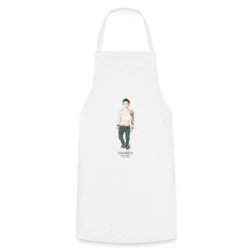 Tomboy. Stereotypes Collection. - Delantal de cocina