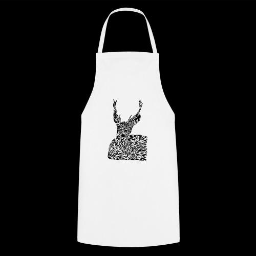 deer black and white - Esiliina
