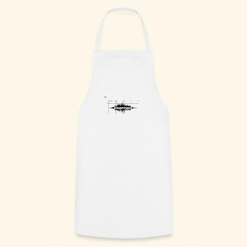 Gageego logga vit text - Förkläde