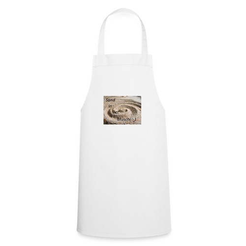 Sand in der Muschi - Kochschürze
